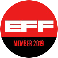 Member of the EFF